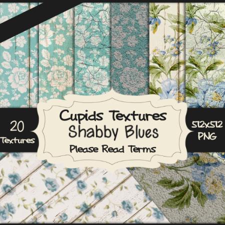 20 Shabby Blues