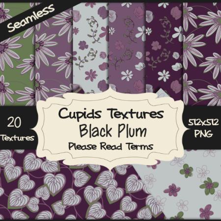 20 Black Plum