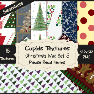 15 CHRISTMAS MIX SET 5
