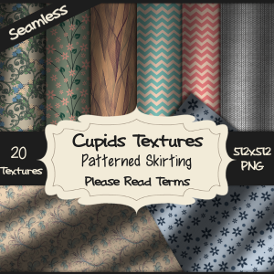 20 PATTERNED SKIRTING