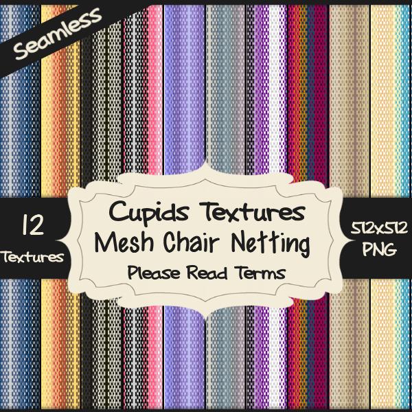 12 MESH CHAIR NETTING